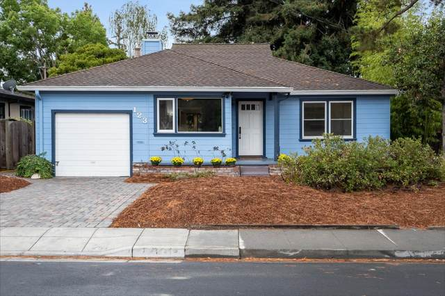 123 Haight St, Menlo Park, CA 94025 (#ML81811994) :: The Sean Cooper Real Estate Group