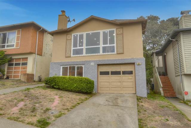 63 Longview Dr, Daly City, CA 94015 (#ML81812007) :: RE/MAX Gold