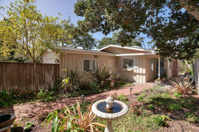 0 Carpenter 2 Sw Of 4th St, Carmel, CA 93921 (#ML81812013) :: The Kulda Real Estate Group