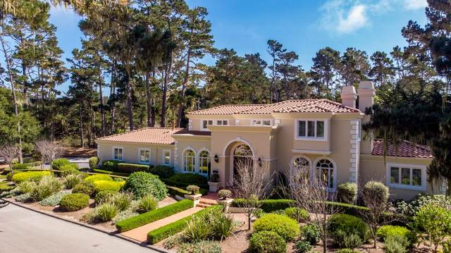 1226 Bristol Ln, Pebble Beach, CA 93953 (#ML81812101) :: Alex Brant