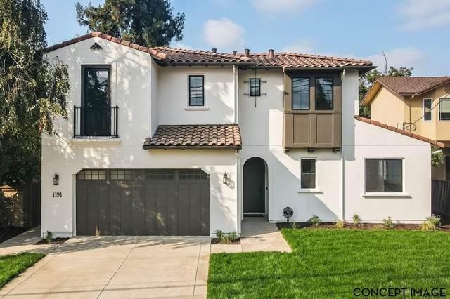 2088 Newport Ave, San Jose, CA 95125 (#ML81812108) :: The Realty Society