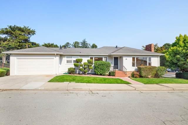 500 Madera Dr, San Mateo, CA 94403 (#ML81812115) :: The Sean Cooper Real Estate Group