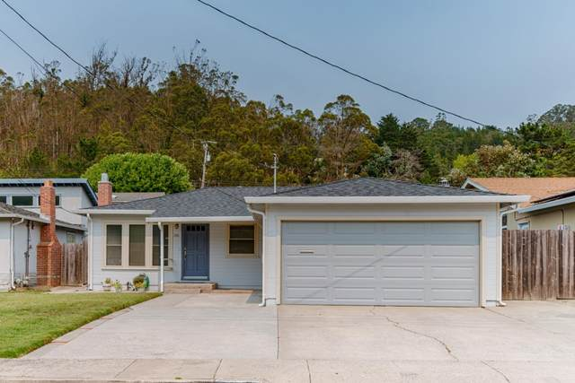 1451 Serra Dr, Pacifica, CA 94044 (#ML81812118) :: The Kulda Real Estate Group