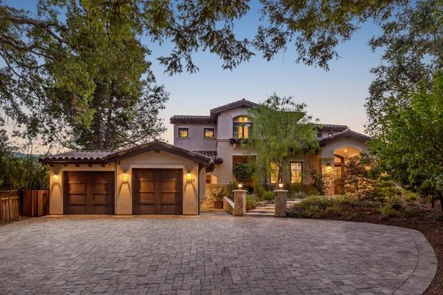 1229 Gronwall Ln, Los Altos, CA 94024 (#ML81812131) :: The Sean Cooper Real Estate Group