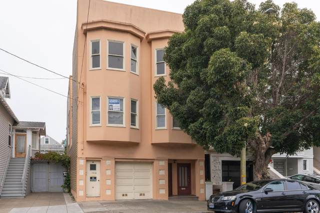 150-152 21st Ave, San Francisco, CA 94121 (#ML81812182) :: Real Estate Experts