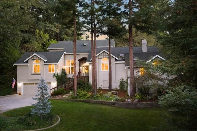 8 Timber Ridge Ln, Scotts Valley, CA 95066 (#ML81812196) :: The Goss Real Estate Group, Keller Williams Bay Area Estates