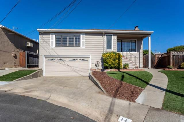 14 Henry Pl, Millbrae, CA 94030 (#ML81812207) :: RE/MAX Gold