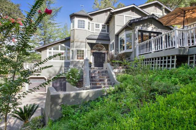 155 College Ave, Los Gatos, CA 95030 (#ML81812275) :: The Realty Society