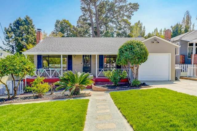 419 Lomita Ave, Millbrae, CA 94030 (#ML81812305) :: The Realty Society