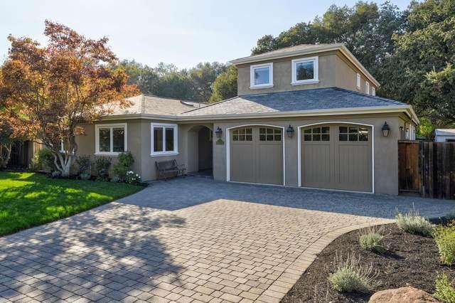 1062 Riverside Dr, Los Altos, CA 94024 (#ML81812334) :: The Sean Cooper Real Estate Group