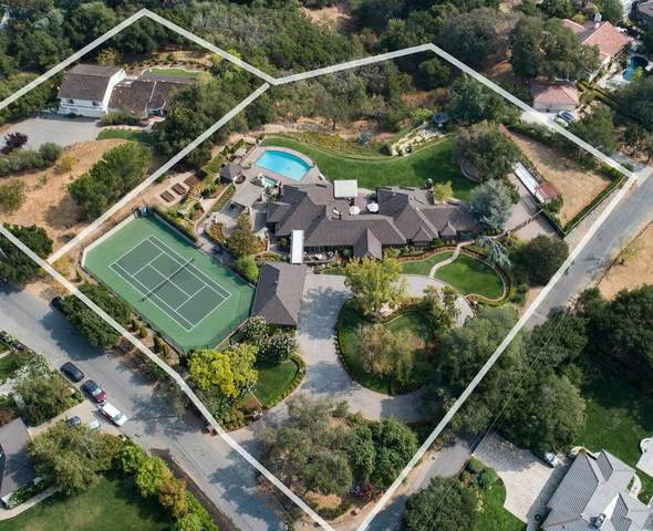 15300 El Camino Grande, Saratoga, CA 95070 (#ML81812349) :: Real Estate Experts