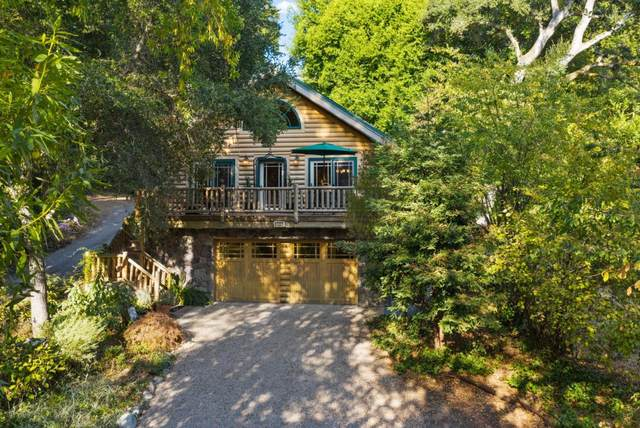 11 Pine Ave, Mount Hermon, CA 95041 (#ML81812351) :: Real Estate Experts