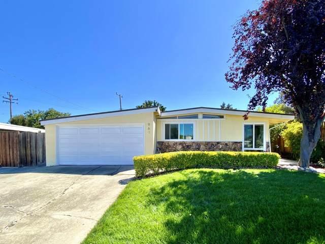 961 Las Palmas Dr, Santa Clara, CA 95051 (#ML81812377) :: Real Estate Experts