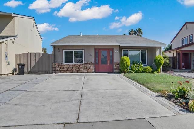 1806 Kyra Cir, San Jose, CA 95122 (#ML81812379) :: Real Estate Experts