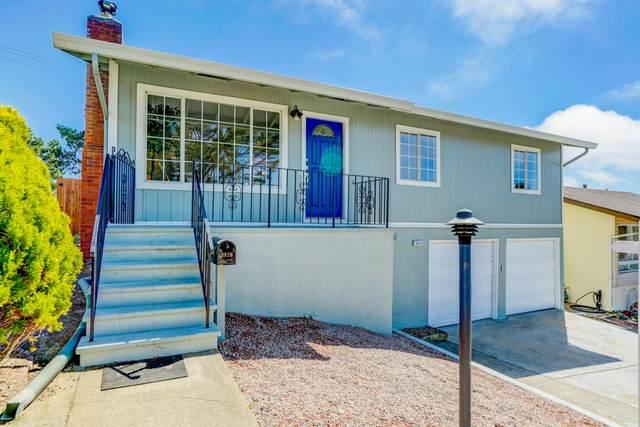 3810 Coronado Way, San Bruno, CA 94066 (#ML81812390) :: The Realty Society