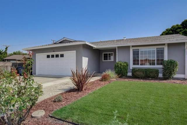 1587 Morgan St, Mountain View, CA 94043 (#ML81812401) :: The Sean Cooper Real Estate Group