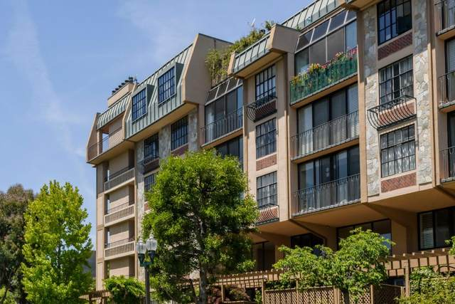 555 Laurel Ave 608, San Mateo, CA 94401 (#ML81812407) :: Strock Real Estate