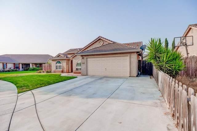 671 Kensington Cir, Los Banos, CA 93635 (#ML81812411) :: Real Estate Experts