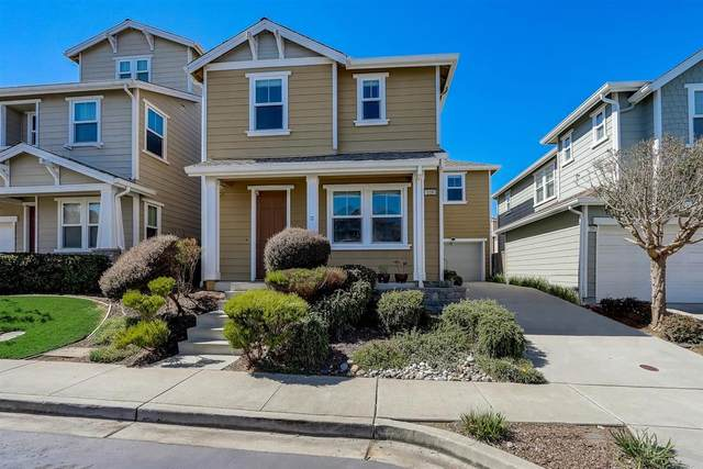 239 Bayberry Cir, Pacifica, CA 94044 (#ML81812425) :: The Kulda Real Estate Group