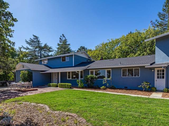 1221 Kenilworth Rd, Hillsborough, CA 94010 (#ML81812449) :: The Kulda Real Estate Group