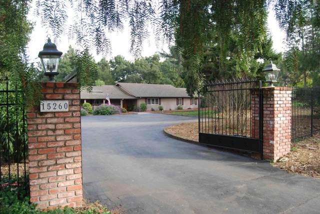 15260 Pepper Ln, Saratoga, CA 95070 (#ML81812472) :: Real Estate Experts