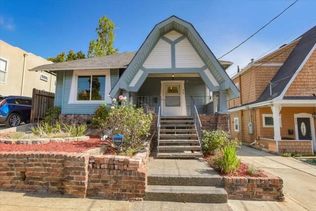 418 Highland Ave, San Mateo, CA 94401 (#ML81812493) :: The Sean Cooper Real Estate Group