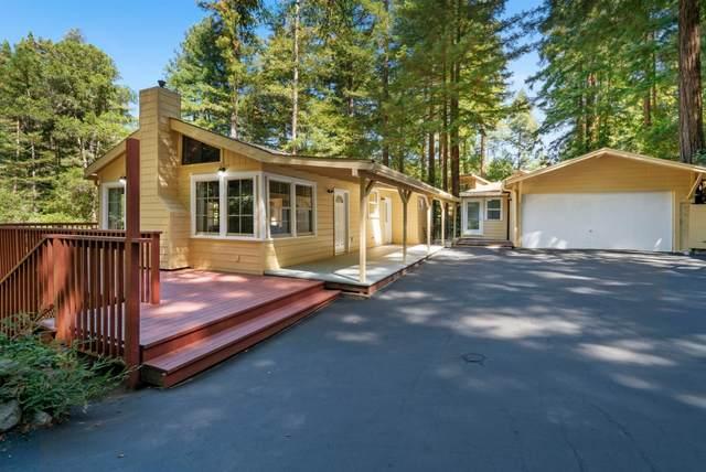 1160 Lakeside Dr, Felton, CA 95018 (#ML81812512) :: Real Estate Experts