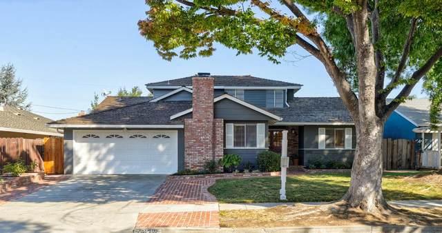 5432 Escover Ln, San Jose, CA 95118 (#ML81812515) :: Strock Real Estate