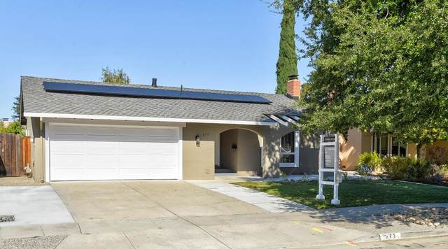 377 Los Pinos Way, San Jose, CA 95123 (#ML81812528) :: Robert Balina | Synergize Realty