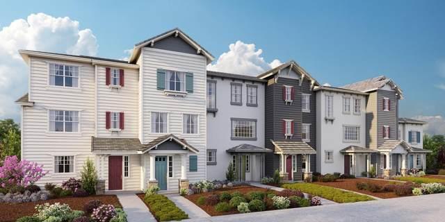 327 Pear Tree Ter B, Napa, CA 94558 (#ML81812553) :: Strock Real Estate