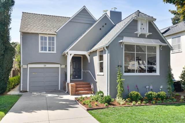 59 Tilton Ter, San Mateo, CA 94401 (#ML81812561) :: The Sean Cooper Real Estate Group