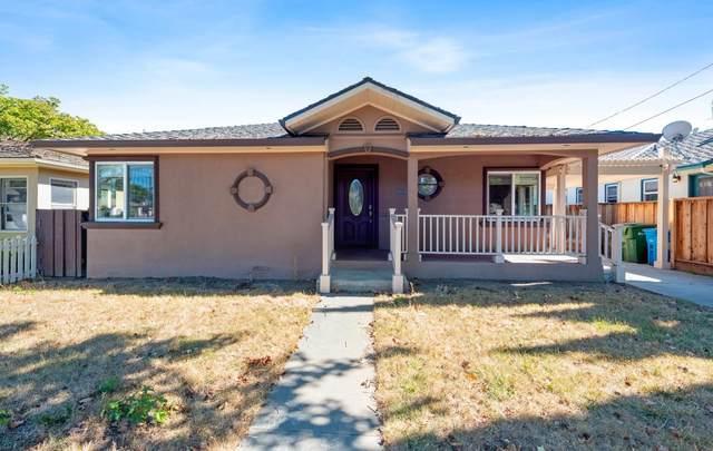 875 Madison St, Santa Clara, CA 95050 (#ML81812562) :: Real Estate Experts