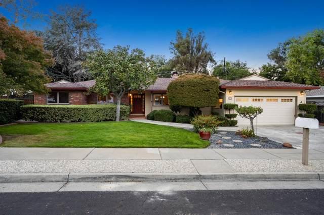 133 Fairmead Ln, Los Gatos, CA 95032 (#ML81812568) :: Real Estate Experts
