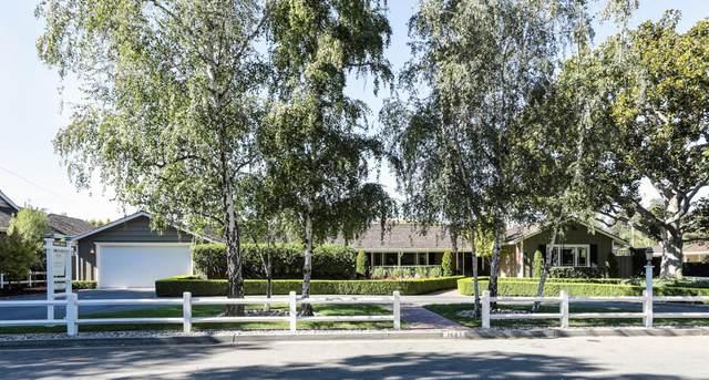 1681 Mulberry Ln, San Jose, CA 95125 (#ML81812573) :: Real Estate Experts