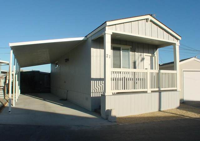 1146 Birch Ave 21, Seaside, CA 93955 (#ML81812583) :: Strock Real Estate