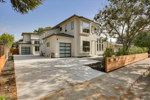 114-16 Kittoe Dr, Mountain View, CA 94043 (#ML81812616) :: The Sean Cooper Real Estate Group