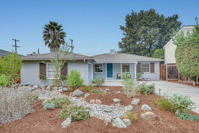 1909 Heatherdale Ave, San Jose, CA 95126 (#ML81812627) :: The Realty Society