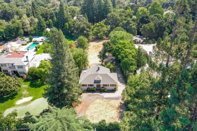 61 Tuscaloosa Ave, Atherton, CA 94027 (#ML81812631) :: The Realty Society