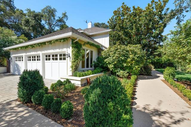 4 Knoll Vis, Atherton, CA 94027 (#ML81812636) :: Real Estate Experts