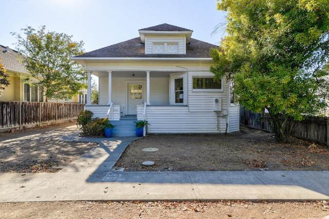 91 N 1st St, Campbell, CA 95008 (#ML81812641) :: The Sean Cooper Real Estate Group