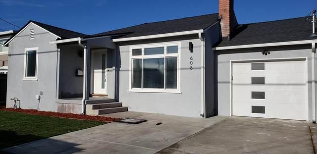 608 2nd Ave, San Bruno, CA 94066 (#ML81812653) :: Strock Real Estate