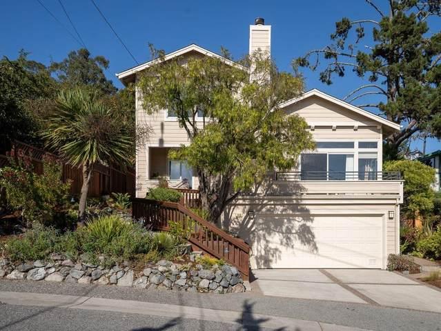 148 Escalona Ave, El Granada, CA 94018 (#ML81812655) :: The Realty Society