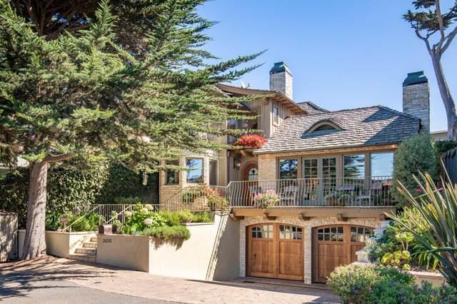 26255 Ocean View Ave, Carmel, CA 93923 (#ML81812658) :: Strock Real Estate
