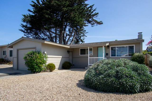 1868 Lowell St, Seaside, CA 93955 (#ML81812669) :: The Goss Real Estate Group, Keller Williams Bay Area Estates