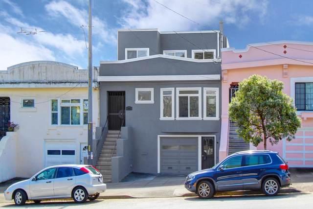 2927 Balboa St, San Francisco, CA 94121 (#ML81812672) :: Real Estate Experts