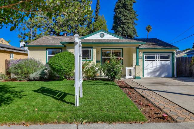 306 Orchard Ave, Sunnyvale, CA 94085 (#ML81812679) :: The Sean Cooper Real Estate Group
