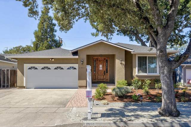 1651 Longspur Ave, Sunnyvale, CA 94087 (#ML81812685) :: The Sean Cooper Real Estate Group