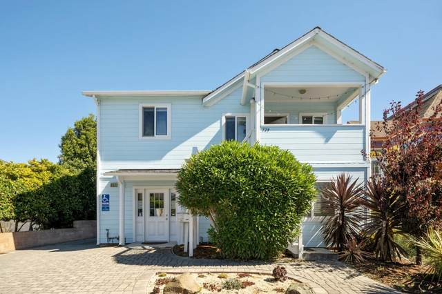 727 Main St, Half Moon Bay, CA 94019 (#ML81812693) :: The Kulda Real Estate Group