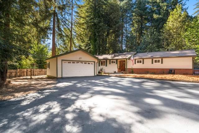 8871 Empire Grade, Santa Cruz, CA 95060 (#ML81812703) :: The Realty Society