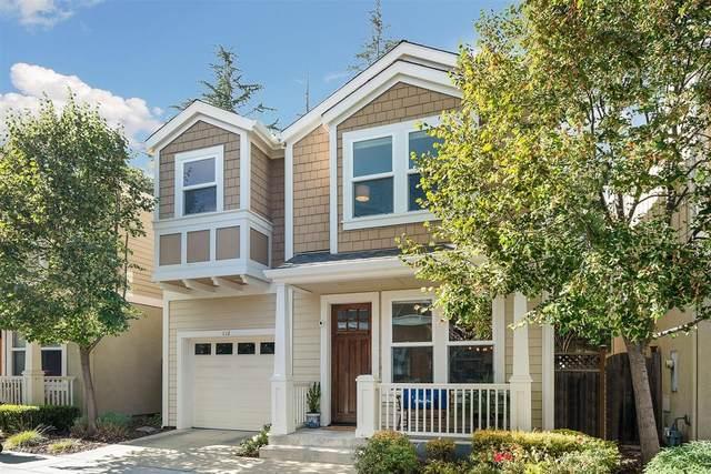 112 Creekside Village Dr, Los Gatos, CA 95032 (#ML81812712) :: Real Estate Experts